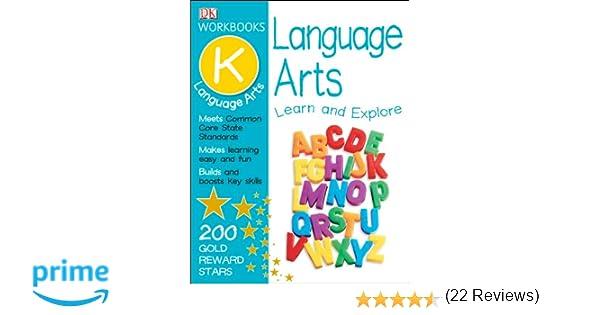 Counting Number worksheets free syllable worksheets : DK Workbooks: Language Arts, Kindergarten: DK Publishing ...