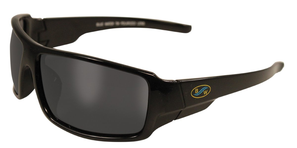 BlueWater antireflectiva polarizadas pesca gafas funda de microfibra: Amazon.es: Deportes y aire libre