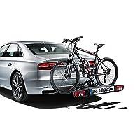 Audi 4h0071105 Original Fahrradträger für Anhängerkupplung, zusammenklappbar