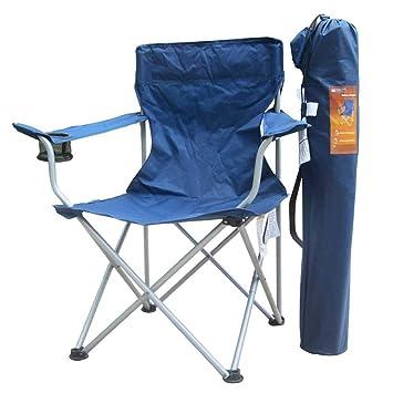 Silla de Camping Plegable Silla de Ocio de Pesca al Aire ...