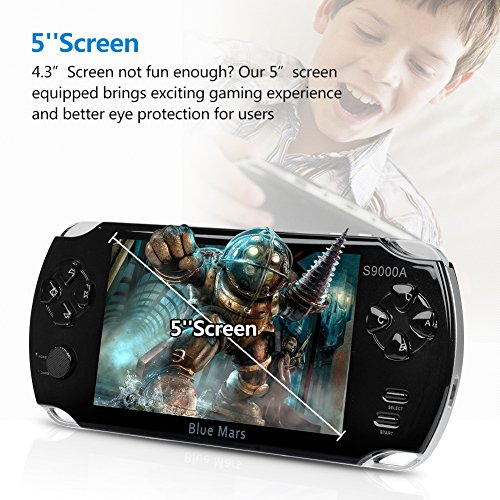 Review Handheld Game Console, Portable