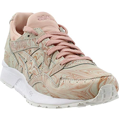 ASICS Mens Gel-Lyte V Athletic Shoes, Tan, 8.5