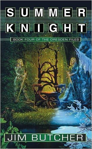 Summer Knight Dresden Files Book 4