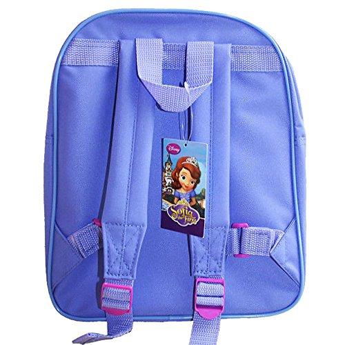 Disney Princess - Sofia die Erste - Kinder Rucksack Princess 31 x 24 x 8 cm