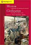 Western Civilization: A History of European Society, Vol. 2: Since 1550, Compact 2nd Edition (Advantage Series) (Cengage Advantage Books)