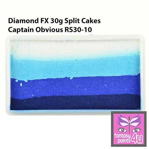 Diamond FX Split Cake, 30 gm - Small Captain Obvious