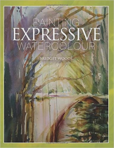 Book Painting Expressive Watercolour