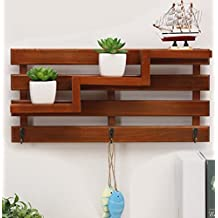 Skyseen Wall Mounted Rack with 3 Layers - Kitchen Bathroom Organizer Shelf- Storage Rack,Storage Holder
