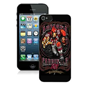 Arizona Cardinals Iphone5 Case 5s NFL Team Apple Cell Phone Cases High Quality New Design