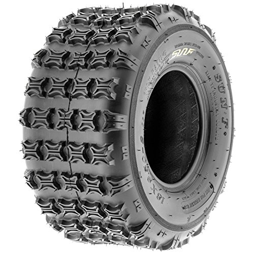SunF A018 18x9.5-8 ATV/UTV XC/SP-Racing Tire, 6-PR |