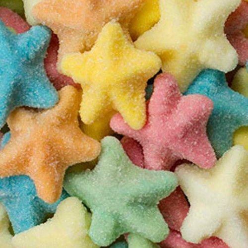 Gummy Tropical Starfish - 2.2 Pounds Gummi Candy