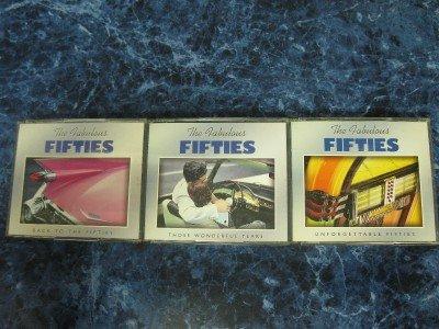 Fabulous Fifties 10 CD Time Life set (The Fabulous Fifties)