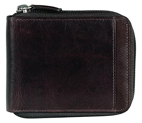 mancini-leather-goods-mens-rfid-zippered-wallet-with-removable-passcase-brown