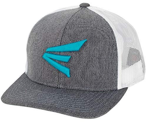 Easton A167927GYBL Baseball Clothing Hats, Grey/Black ()