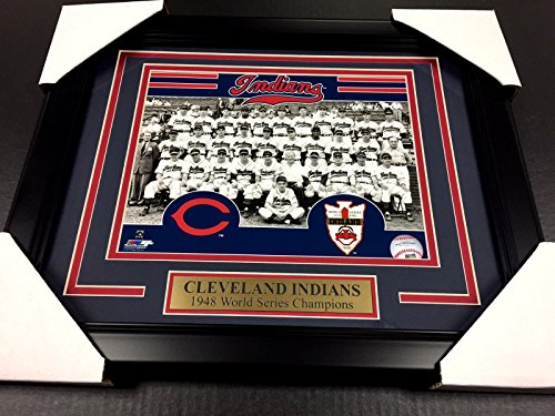 1948 Cleveland Indians World Series Champions 8X10 FRAMED PHOTO