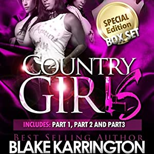 Country Girls Trilogy Audiobook