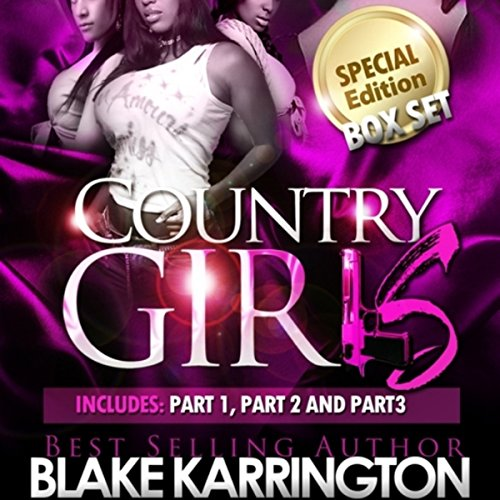 Country Girls Trilogy: Boxed Set, Book 1-3