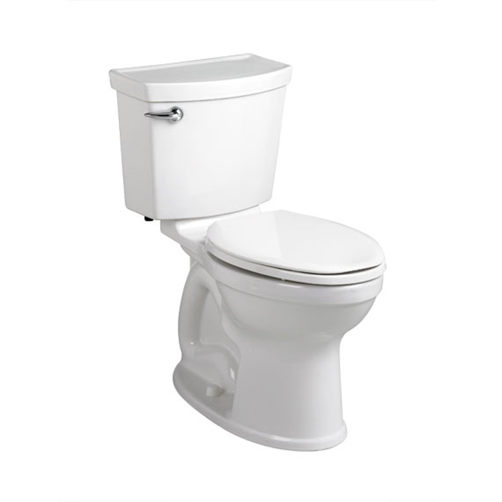 American Standard 241AA104.020 Champion-4 HET Right Height Elongated Toilet (2 Piece), White