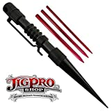 Knotters Tool II by Jig Pro Shop ~ Marlin Spike for Paracord, Leather, Other Cords