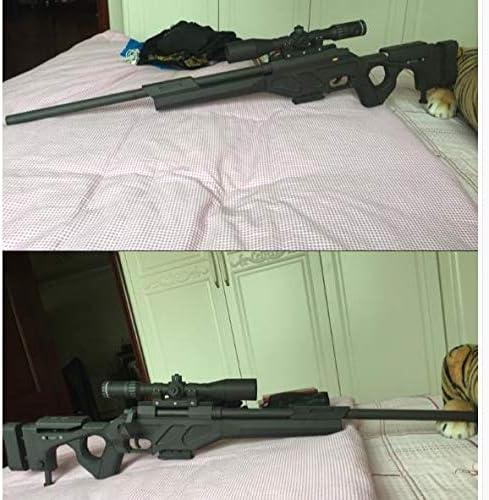 ペーパークラフト 高級防水紙 CS-LR4 荒野行動 狙撃銃 スナイパーライフル