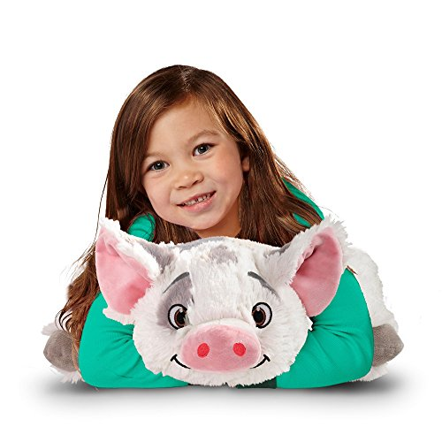 Pillow Pets DCP-NS-PUA Disney Moana Stuffed Animal Plush Toy, 16'', White by Pillow Pets (Image #2)