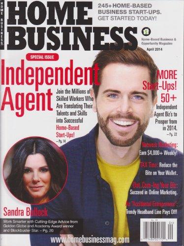 Home Business Magazine April 2014