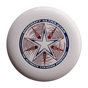 Discraft 802001-002 - Ultrastar Sport Disc, 175 g, white