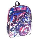 Marvel Captain America CIvil War Backpack