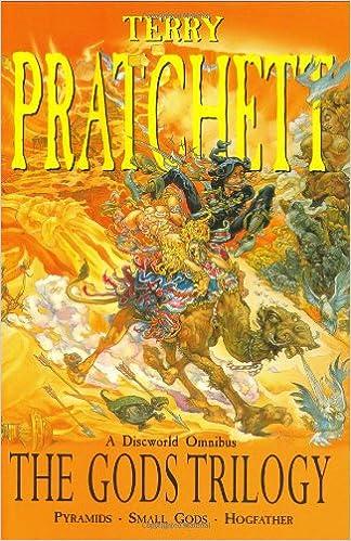 Small Gods Terry Pratchett