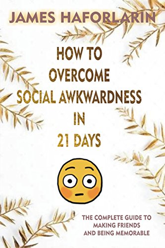How to overcome social awkwardness