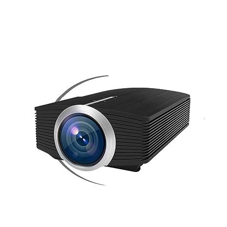 Pequeño proyector, proyector casero del LED HD 1080P de proyección ...