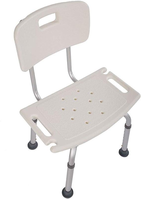 Amazon.com: mefeir Medical Silla de ducha baño taburete ...