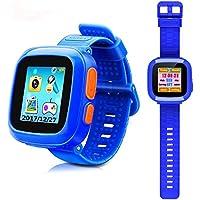 Duiwoim Watches Digital Smartwatch Children%Ef%Bc%88Blue%Ef%Bc%89 Noticeable