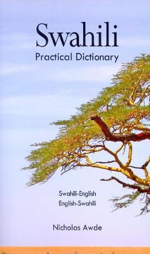 Swahili-English/English-Swahili Practical Dictionary...