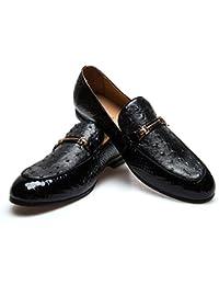 Men's Lindford Moc Toe Bit Slip-on Penny Loafer Party Shoes
