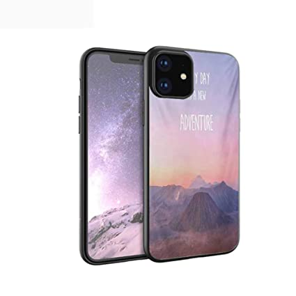 Amazon Com For Iphone 11pro 6 1in Black Soft Grind