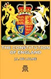 The Constitution of England, J. L. De Lolme, 1406722588