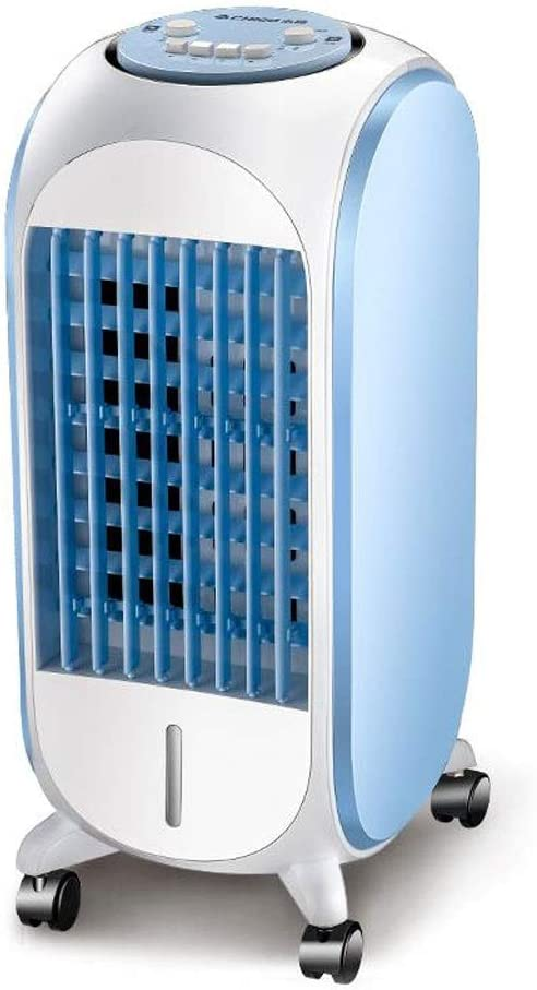 ZHJ Aire acondicionado ventilador enfriador de aire pequeño hogar ...
