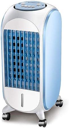 Ventilador en movimiento Aire acondicionado ventilador enfriador ...