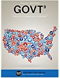 GOVT 9 (with Online, 1 term (6 months) Printed Access Card) (New, Engaging Titles from 4LTR Press)