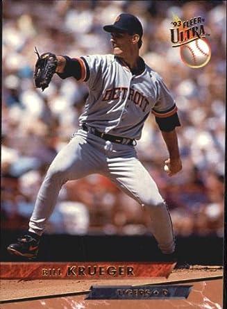 Amazoncom 1993 Ultra Baseball Card 552 Bill Krueger