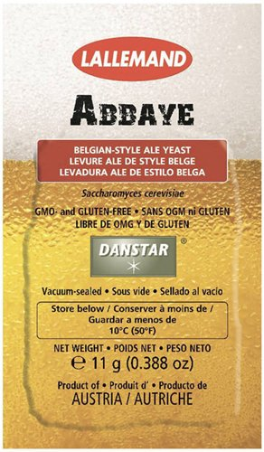 Trappist Beer Ale - Abbaye Ale Yeast (Danstar)