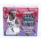 2018-19 Panini Crown Royale NBA Basketball Hobby Box