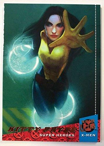 2018 Fleer Ultra X-Men #15 Kitty Pryde ()