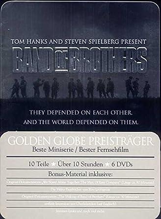 Band Of Brothers Wir Waren Wie Brüder Metall Box Set Fsk 18 6