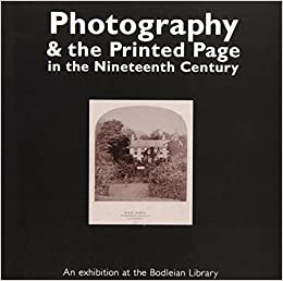 Descargar En Torrent Photography And The Printed Page In The 19th Century De PDF A Epub
