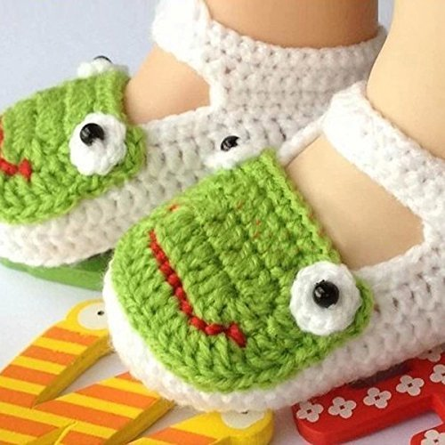 Tinksky Cartoon Newborn Toddler Hand knitted
