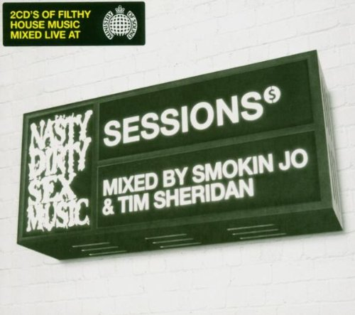 Sessions: Bawdy Dirty Sex Music