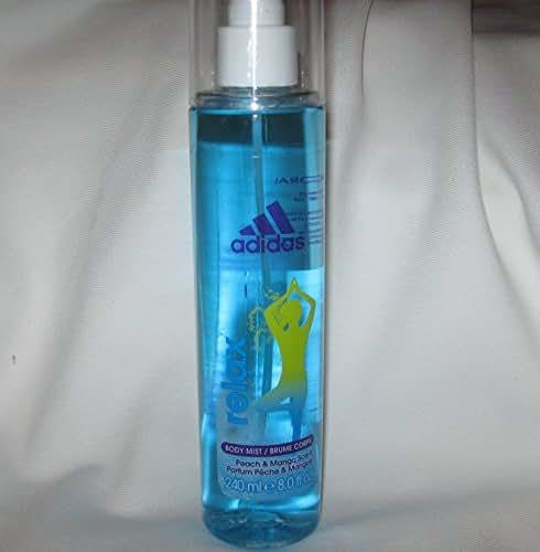 Adidas RELAX Body Mist Spray 8 fl oz