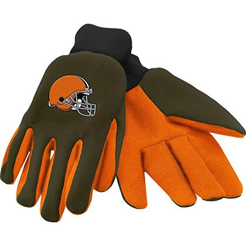 Frvr Collectibles Set of 2 Cleveland Browns Utility Gloves